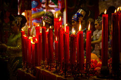 Dowry ceremony at Chinese Hungry Ghost festival (Por Tor) at old Stock Image