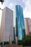 Dowtown Houston Lizenzfreies Stockfoto