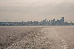 Dowtown Seattle skyline Stock Photo