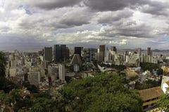Dowtown van Rio de Janeiro royalty-vrije stock afbeelding