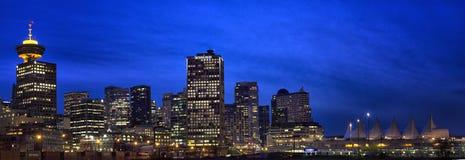 DOWTOWN VANCOUVER, CANADA Immagine Stock Libera da Diritti