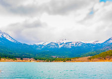 Doxa Lake Royalty Free Stock Photography