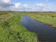Doxey Marshes Royalty Free Stock Photos