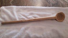 Doya à cuire en bois Photographie stock libre de droits