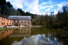 Doyen Heritage Centre Gloucestershire, R-U Photos libres de droits