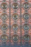 Doze apóstolos Imagens de Stock