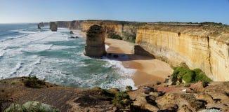 Doze apóstolos - grande estrada do oceano Foto de Stock