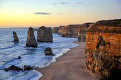 Doze apóstolos, Victoria, Austrália Foto de Stock Royalty Free