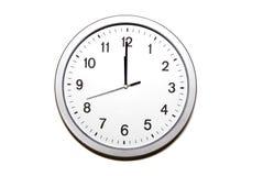 Doze horas Imagem de Stock Royalty Free
