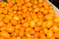 Dozens of oranges piled up in a heap. Novi Sad, Serbia royalty free stock photography