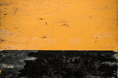 Dozer body surface. Texture pattern Stock Images