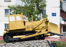 Dozer memorial Royalty Free Stock Photos