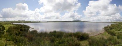 Dozmary Pool, Bodmin verankern, Cornwall Lizenzfreie Stockfotografie