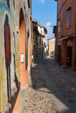 Dozza Emilia-Romagna Italia Fotos de archivo libres de regalías