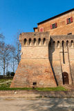 Dozza Emilia-Romagna Italien Stockfotografie