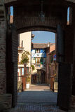 Dozza. Emilia-Romagna. Italy. Royalty Free Stock Photos