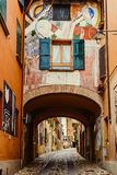 Dozza Imolese, Italie Image stock