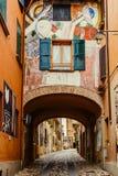 Dozza Imolese, Italien Stockbild
