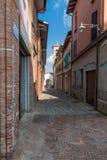Dozza L'Emilia Romagna L'Italia Fotografie Stock
