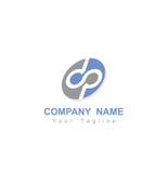 DP logo Fotografia Royalty Free