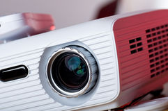 DPL projector Royalty Free Stock Image