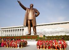 dpr 2010 korea Arkivbild