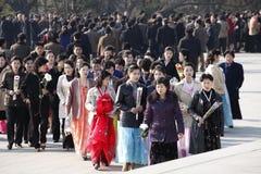 DPR Corea 2010 Imágenes de archivo libres de regalías
