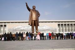 DPR Corea 2010 Fotografía de archivo libre de regalías