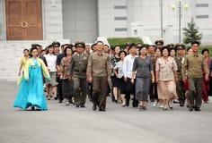 DPR Coreia 2013 Imagens de Stock