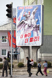 DPR Korea 2010 Lizenzfreie Stockbilder