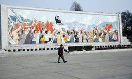 DPR Korea 2010 Lizenzfreie Stockfotografie