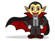 Drácula Imagen de archivo libre de regalías
