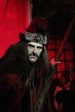 Drácula (Vlad el Impaler) foto de archivo libre de regalías