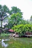Dröja sig kvar trädgården Fotografering för Bildbyråer
