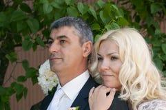 Dröm- bröllopsresa Royaltyfria Foton
