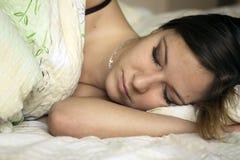 dröm- flicka s Royaltyfria Bilder