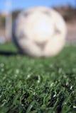 dröm- fotboll Arkivfoto