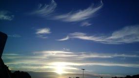 Dröm- himmel Royaltyfria Bilder