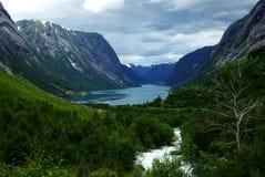 dröm- norrman Royaltyfria Bilder