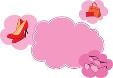 dröm- pink Fotografering för Bildbyråer