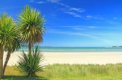 Dröm- strand Fotografering för Bildbyråer