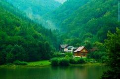 dröm- transylvanian Royaltyfri Fotografi