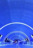 dröm- tunnel Arkivfoto