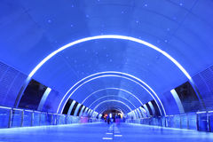 dröm- tunnel Royaltyfria Bilder