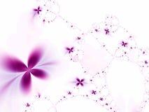 drömlika blommor Fotografering för Bildbyråer