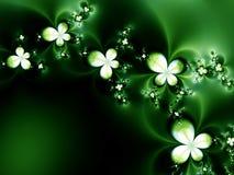 drömlika blommor Arkivfoton