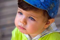 Drömlikt barn Royaltyfri Fotografi