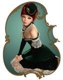 Drömlikt 3d CG Royaltyfria Bilder