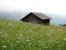 drömlikt hus Arkivbild