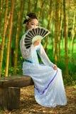 drömm japan Arkivbilder